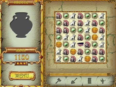 Online hra Atlantis quest
