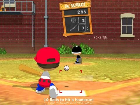 Online hra Basebal