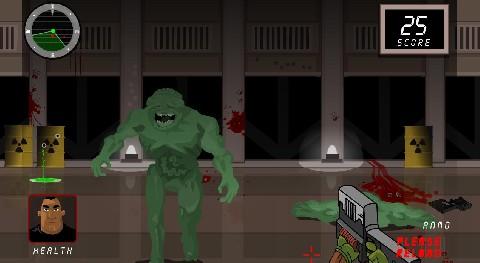 Online hra Doom