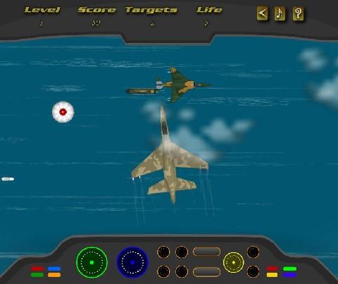Online hra Fighter Combat