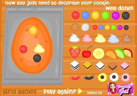 Online hra Kuchyně