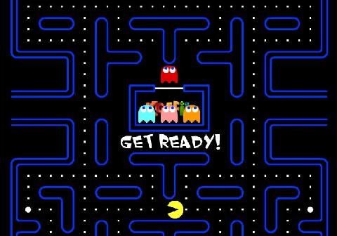 Online hra Pacman