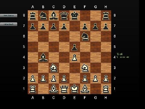 Online hra Šachy