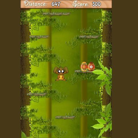 Online hra Skákající králíček